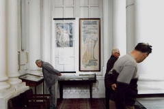 Výprava na výstavu Alfonse Muchy