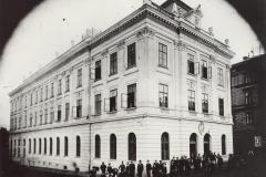 Trutnov - nová pošta, rok 1906