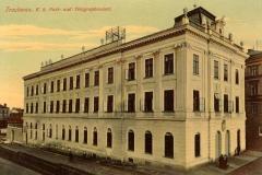 Trutnov - nová pošta, rok 1907