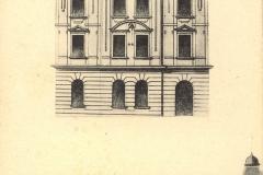 Trutnov - nová pošta, stavební plány