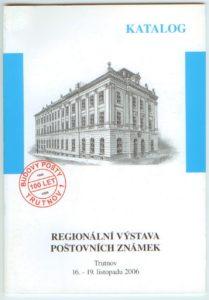 Výstavní katalog Trutnov 2006