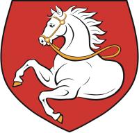 Znak města Pardubice