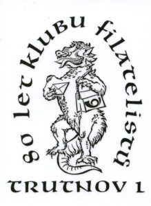 Poštovní razítko Trutnov 2009
