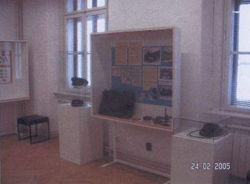 Filatelistická výstava Žacléř 2005