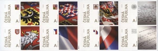 Sešitek č. VZS 25 - Státní symboly