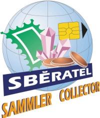 Logo veletrhu Sběratel