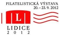 Logo výstavy Lidice 2012
